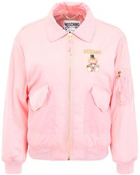 Moschino Circus Teddy Bear - Pink