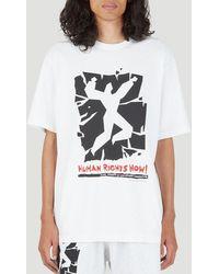 Reebok Slogan Print T-shirt - White