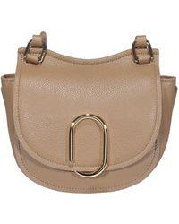 3.1 Phillip Lim Mini Alix Crossbody Bag - Brown