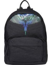 Marcelo Burlon Wings Backpack - Black