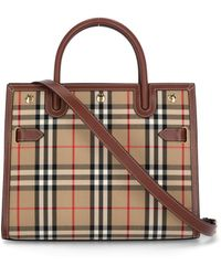 Burberry Bags.. Beige - Brown