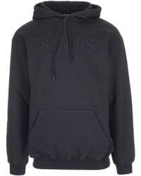 Balenciaga - Sinner Embroidered Jumper - Lyst