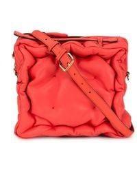 Anya Hindmarch Chubby Cube Crossbody Bag - Pink