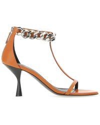 Stella McCartney Falabella Sandals - Orange