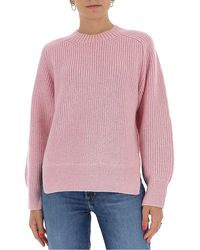 3.1 Phillip Lim Crewneck Sweater - Pink