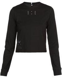 McQ T-shirts And Polos Black