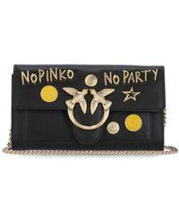 Pinko Wallets - Black