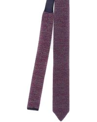 Missoni Cotton Tie - Red