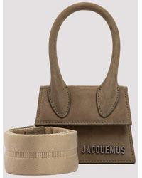 Jacquemus Le Chiquito Homme Mini Crossbody Bag - Green