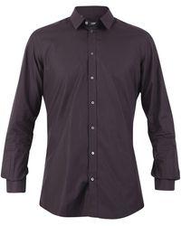 Dolce & Gabbana Button-up Shirt - Black