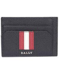 Bally Tarrik Card Holder - Black