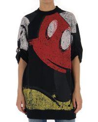 Marc Jacobs - Graphic Printed Raglan T-shirt - Lyst