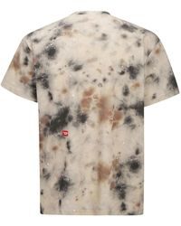 Diesel Red Tag X A-cold-wall* Relaxed T-shirt - Natural