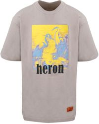 Heron Preston Herons T-shirt - Grey