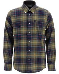 Barbour Tartan Shirt - Blue