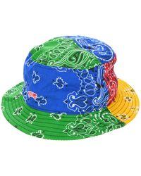 Vans Vans Bandana Patched Bucket Hat - Green