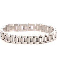 Ambush Rollie Chain Bracelet - Metallic