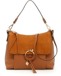 See By Chloé - Joan Shoulder Bag - Lyst