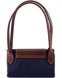 Longchamp Small Le Pliage Original Shoulder Bag - Blue