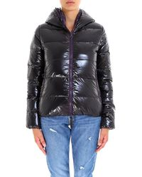 Duvetica - Zip-front Padded Jacket - Lyst