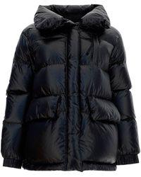 Woolrich Aliquippa Puffer Coat - Black