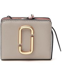 Marc Jacobs The Snapshot Mini Compact Wallet - Multicolour