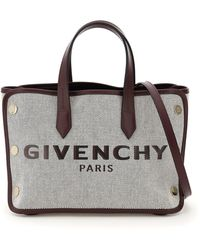 Givenchy Bond Mini Tote Bag - Black