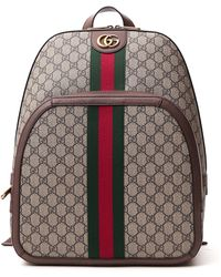 Gucci Ophidia GG Backpack - Multicolor