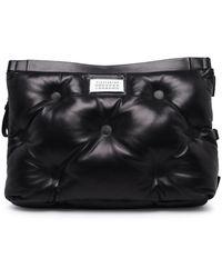 Maison Margiela Glam Slam Messenger Bag - Black