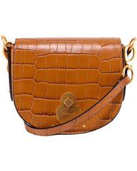 Longchamp Cavalcade Crossbody Bag - Brown
