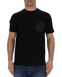 Prada Chest Pocket T-shirt - Black