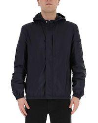 Prada - Lightweight Hooded Jacket - Lyst