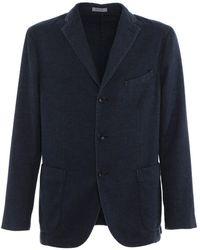 Boglioli Jacket - Blue