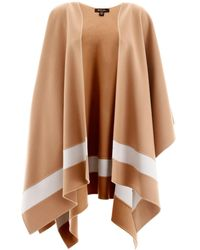 Loro Piana Cashmere Cape - Brown