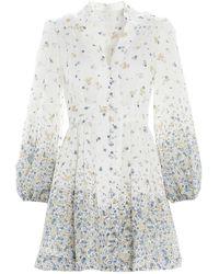 Zimmermann Carnaby Dress - Natural