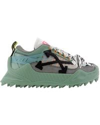 Off-White c/o Virgil Abloh Odsy-1000 Trainers - Green