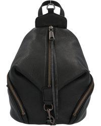 Rebecca Minkoff Julian Mini Backpack - Black