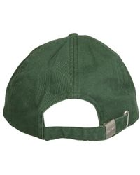 Barbour Other Materials Hat - Green