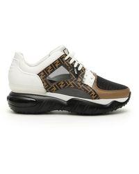 Fendi Sneakers - Multicolour