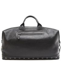 8aa59e7d74e Paul Smith Mens Leather Holdall Bag in Blue for Men - Lyst