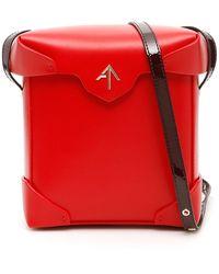 MANU Atelier - Mini Pristine Shoulder Bag - Lyst