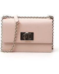 Furla 1927 Mini Crossbody Bag - Pink