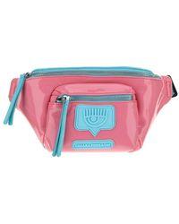 Chiara Ferragni Eyelike Belt Bag - Multicolor