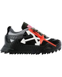 Off-White c/o Virgil Abloh Odsy-1000 Sneakers - Black