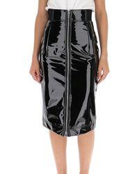 Marc Jacobs The Pencil Skirt - Black
