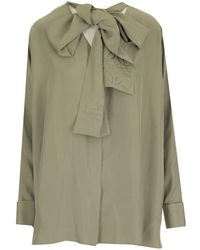 Loewe Other Materials Blouse - Green