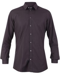Dolce & Gabbana Button-up Shirt - Black