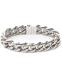 Ambush Logo Chain Bracelet - Metallic