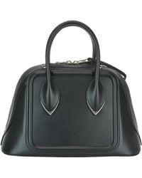 Alexander McQueen Pinter Tote Bag - Black