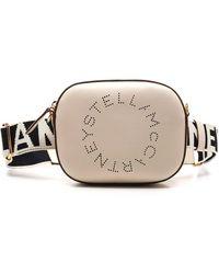 Stella McCartney Logo Belt Bag - White